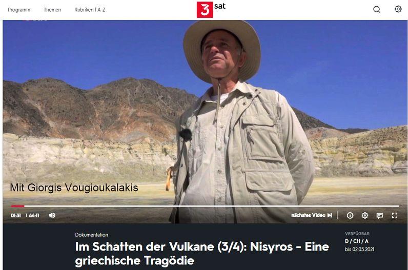 Ein toller Bericht über Nisyros!
