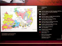 Geologie der Insel Milos